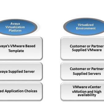 With the advent of Aura 7, Avaya System Platform is no longer a choice. It is time to look at your options AVP vs. VE