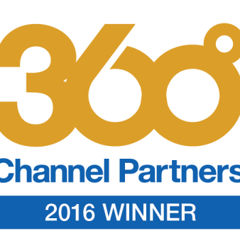 CRI Honored with 2016 Channel Partners Business 360 Award
