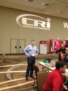 CRI is proud to partner with Avaya at ATF
